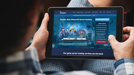 Minecraft-Server-in-Deutschland